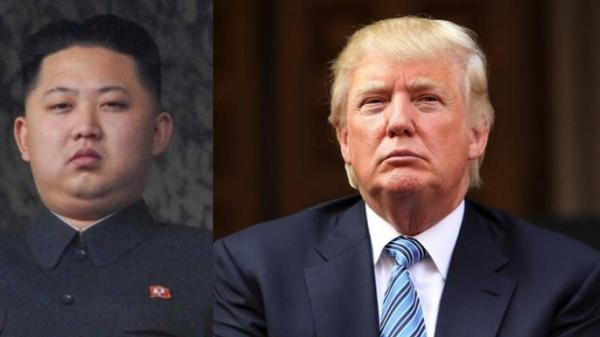 ترمب لزعيم كوريا الشمالية زري النووي أكبر وأقوى