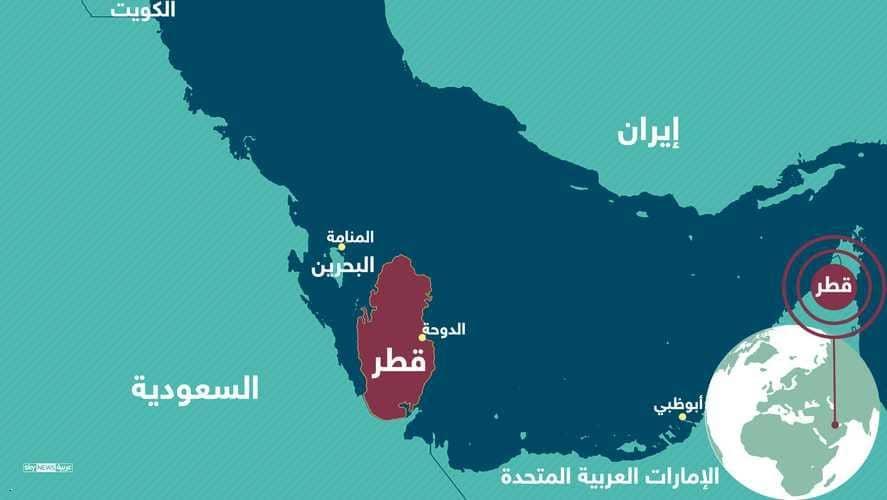 البحرين سنتخذ الإجراءات اللازمة تجاه اعتراض قطر للطائرتين