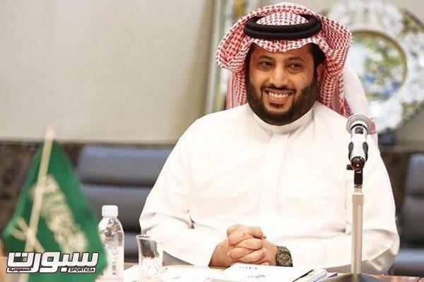 رئيس الهيئة العامة للرياضة يرعى مراسم توقيع حقوق النقل التلفيزيوني