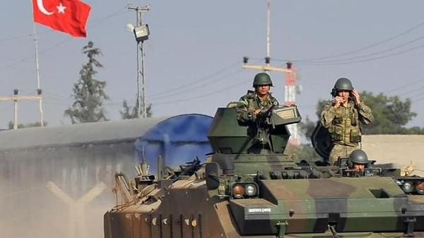 قاب قوسين أو أدنى تركيا تقترب من السيطرة على عفرين