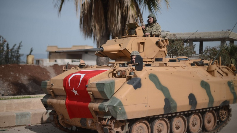 سقوط عفرين يغري أنقرة بشمال العراق