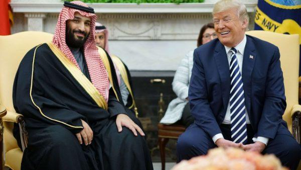 زيارة ولي العهد السعودي تؤسس لعلاقة استراتيجية مع واشنطن