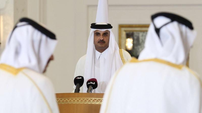 زيارة طوارئ لأمير قطر إلى موسكو