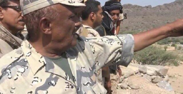 قائد المنطقة العسكرية الرابعة يشيد بالإنجازات المحققة في جبهة كرش