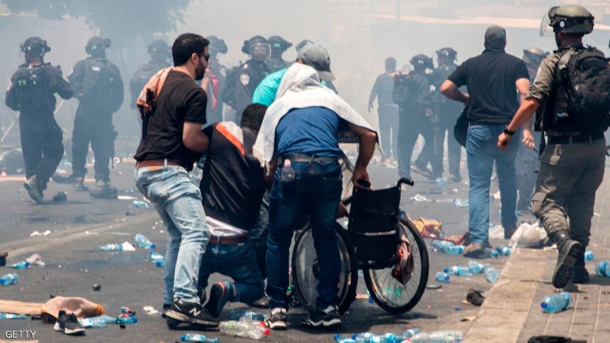 المرجعيات الدينية تدعو المجتمع الدولي لوقف العدوان على القدس