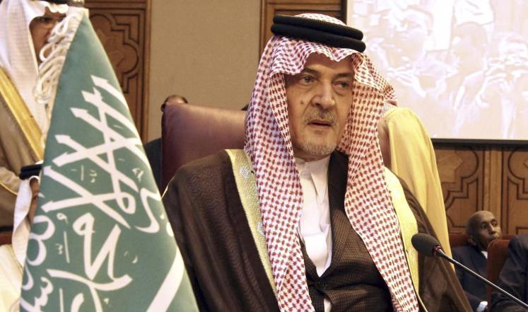 صوره#السعودية : اتهام #العراق لنا بدعم الارهاب مدعاة للسخرية