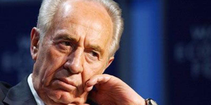 وفاة رئيس الاحتلال الاسرائيلي شيمون بيريز