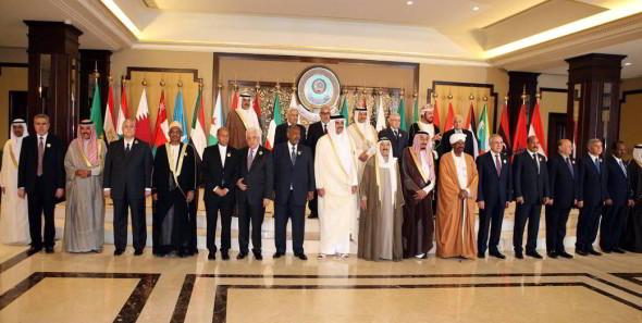 الاردن يستضيف القمة العربية المقبلة